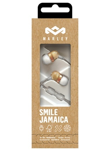 Smile Jamaica (1-Button-Mic)-Marley